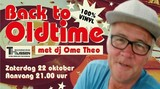 Back To The Oldtime met Dj Theo