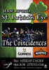 Gryphus: Ierse avond > St. Patick's Eve met live: met live: The Coincidences