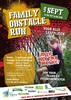 Family obstacle run in Vierlingsbeek!